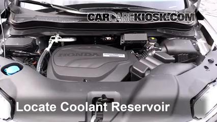 2016 Honda Pilot EX 3.5L V6 Coolant (Antifreeze)