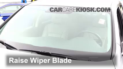 2016 Honda Pilot EX 3.5L V6 Windshield Wiper Blade (Front)