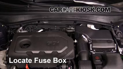 2016 Kia Optima EX 2.4L 4 Cyl. Fuse (Engine)