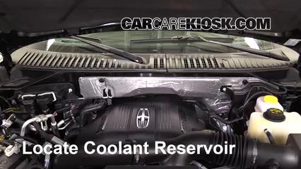 2016 Lincoln Navigator L Select 3.5L V6 Turbo Coolant (Antifreeze)