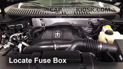 2016 Lincoln Navigator L Select 3.5L V6 Turbo Fuse (Engine)