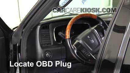 2016 Lincoln Navigator L Select 3.5L V6 Turbo Check Engine Light