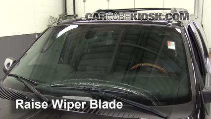 2016 Lincoln Navigator L Select 3.5L V6 Turbo Windshield Wiper Blade (Front)