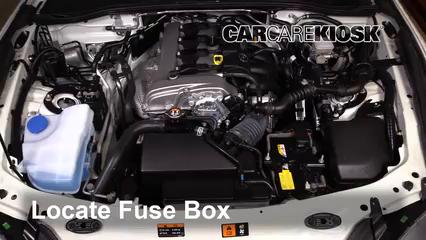 2016 Mazda MX-5 Miata Grand Touring 2.0L 4 Cyl. Fuse (Engine)
