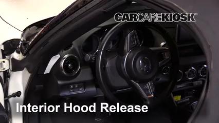 2016 Mazda MX-5 Miata Grand Touring 2.0L 4 Cyl. Belts