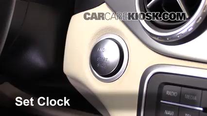 2016 Mercedes-Benz GLA250 4Matic 2.0L 4 Cyl. Turbo Clock