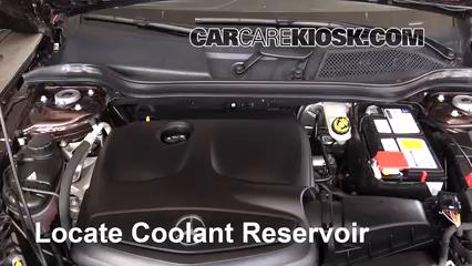2016 Mercedes-Benz GLA250 4Matic 2.0L 4 Cyl. Turbo Coolant (Antifreeze)