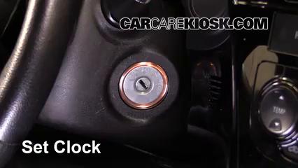 2016 Mitsubishi Outlander SE 2.4L 4 Cyl. Clock