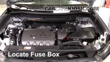 2016 Mitsubishi Outlander SE 2.4L 4 Cyl. Fuse (Engine)