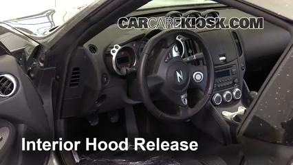 2016 Nissan 370Z 3.7L V6 Coupe Belts