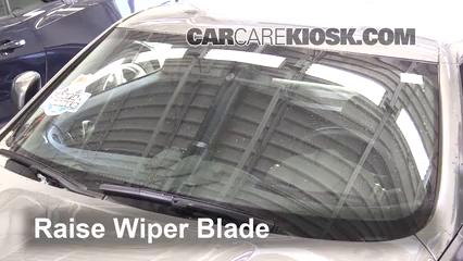 2016 Nissan 370Z 3.7L V6 Coupe Windshield Wiper Blade (Front)