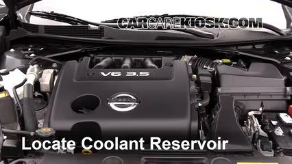 2016 Nissan Altima SL 3.5L V6 Hoses Fix Leaks