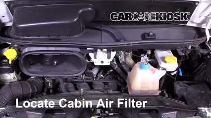 2016 Ram ProMaster 1500 3.6L V6 FlexFuel Air Filter (Cabin)