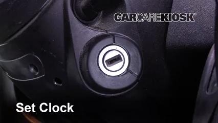 2016 Ram ProMaster 1500 3.6L V6 FlexFuel Clock