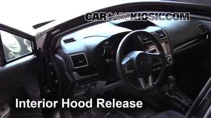 2016 Subaru Crosstrek Limited 2.0L 4 Cyl. Belts