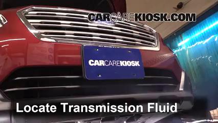 2016 Subaru Outback 2.5i Premium 2.5L 4 Cyl. Líquido de transmisión Controlar nivel de líquido