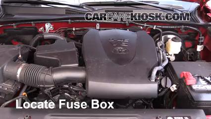 2016 Toyota Tacoma SR5 3.5L V6 Crew Cab Pickup Fuse (Engine)