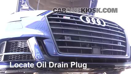 Oil Filter Change Audi S3 2015 2017 2017 Audi S3 Premium Plus