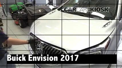 2017 Buick Envision Essence 2.5L 4 Cyl. FlexFuel Review