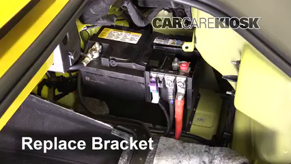 Battery Replacement: 2016-2019 Chevrolet Camaro - 2017
