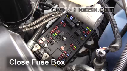 fuse for 2005 gmc savana box schematic wiring diagram 2006 GMC Envoy Fuse Box