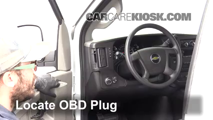 Engine Light Is On: 1996-2019 Chevrolet Express 2500 - What