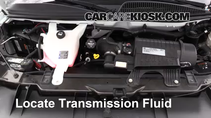 2017 Chevrolet Express 2500 4.8L V8 FlexFuel Extended Cargo Van Fluid Leaks Transmission Fluid (fix leaks)