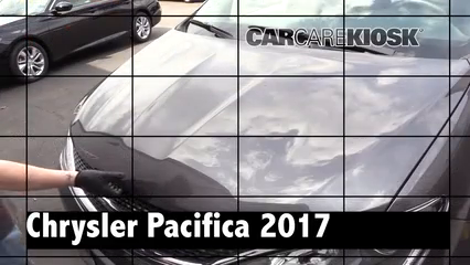 2017 Chrysler Pacifica Touring 3.6L V6 Review