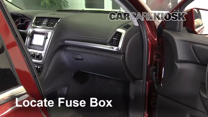 Interior Fuse Box Location 2017 2017 Gmc Acadia Limited 2017