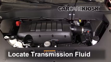2017 GMC Acadia Limited 3.6L V6 Transmission Fluid