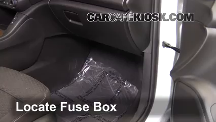 Interior Fuse Box Location 2017 2019 Gmc Acadia 2017 Gmc Acadia