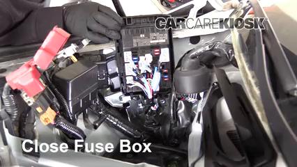 replace a fuse: 2017-2019 infiniti q60 - 2017 infiniti q60 premium 3.0l v6  turbo  carcarekiosk