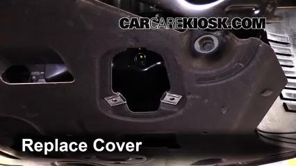 Oil Filter Change Kia Sportage 2017 2020 2017 Kia Sportage Lx 2 4l 4 Cyl