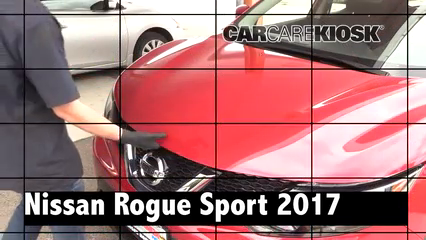 2017 Nissan Rogue Sport SL 2.0L 4 Cyl. Review