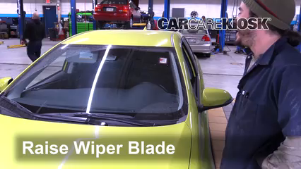 2017 Toyota Corolla iM 1.8L 4 Cyl. Windshield Wiper Blade (Front)
