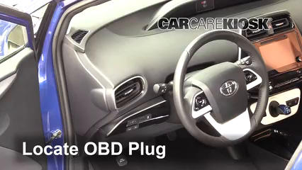 Engine Light Is On: 2016-2019 Toyota Prius - What to Do - 2017