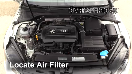 2017 Volkswagen Golf Alltrack S 1.8L 4 Cyl. Turbo Air Filter (Engine)