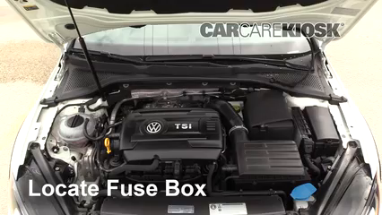 2017 Volkswagen Golf Alltrack S 1.8L 4 Cyl. Turbo Fuse (Engine)
