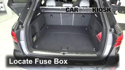2017 Audi A4 allroad Premium Plus 2.0L 4 Cyl. Turbo Fusible (motor)
