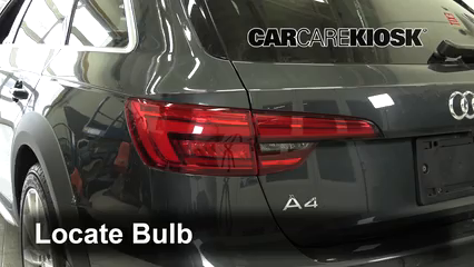 2017 Audi A4 allroad Premium Plus 2.0L 4 Cyl. Turbo Luces