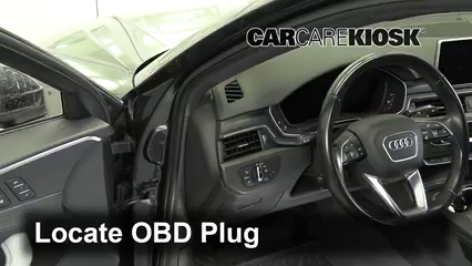 2017 Audi A4 allroad Premium Plus 2.0L 4 Cyl. Turbo Compruebe la luz del motor