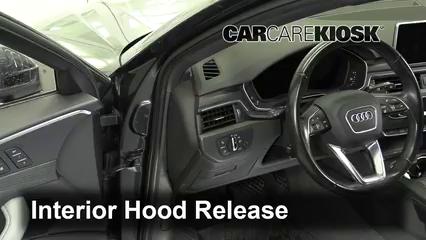 2017 Audi A4 allroad Premium Plus 2.0L 4 Cyl. Turbo Capó