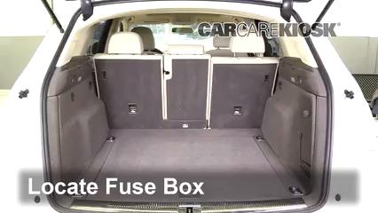2017 Audi Q5 Premium Plus 3.0L V6 Supercharged Fusible (moteur)