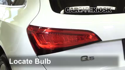 2017 Audi Q5 Premium Plus 3.0L V6 Supercharged Éclairage