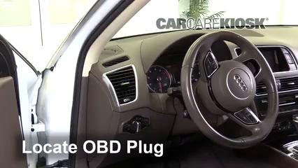 2017 Audi Q5 Premium Plus 3.0L V6 Supercharged Lumière « Check engine » du moteur