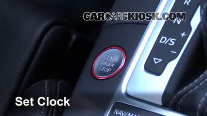 2017 Audi S3 Premium Plus 2.0L 4 Cyl. Turbo Reloj