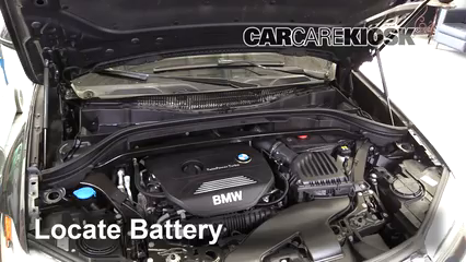 2017 BMW X1 sDrive28i 2.0L 4 Cyl. Turbo Battery
