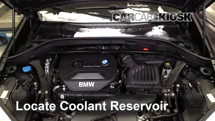 2017 BMW X1 sDrive28i 2.0L 4 Cyl. Turbo Coolant (Antifreeze)