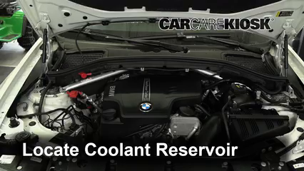 2017 BMW X4 xDrive28i 2.0L 4 Cyl. Turbo Coolant (Antifreeze)