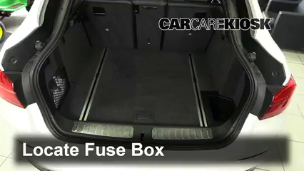 2017 BMW X4 xDrive28i 2.0L 4 Cyl. Turbo Fuse (Engine)